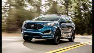 2019 Ford Edge Review