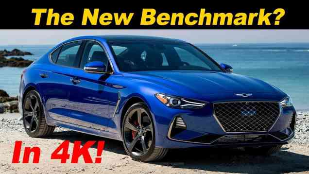 2019 Genesis G70 Full Review