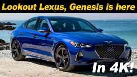 2019 Genesis G70 Review