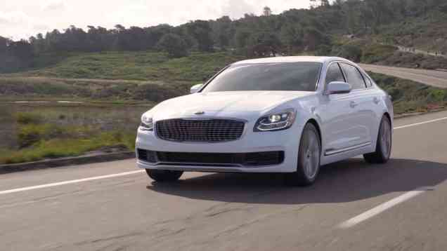 2019 Kia K900 / Kia K9 First Look