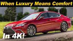 2019 Lexus ES Review