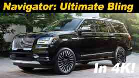 2019 Lincoln Navigator Review