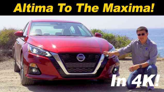 2019 Nissan Altima First Drive