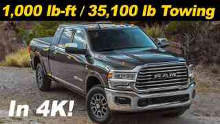 2019 RAM HD 2500 / 3500 First Look