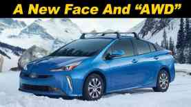 2019 Toyota Prius eAWD First Look
