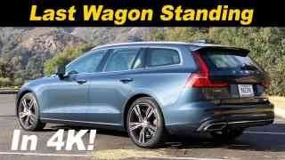 2019 Volvo V60 Review