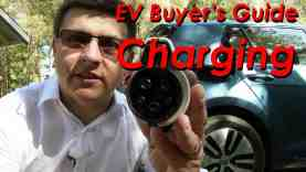 EV Buyer's Guide – All About Charging