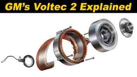 GM's Second Generation Voltec Hybrid System Explained