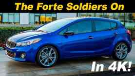 2018 Kia Forte5 SX Review