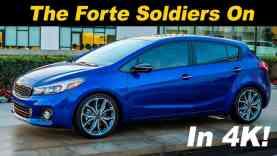 2018 Kia Forte5 SX Review
