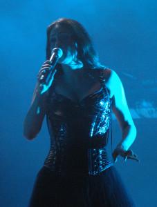 Sharon den Adel of Within Temptation