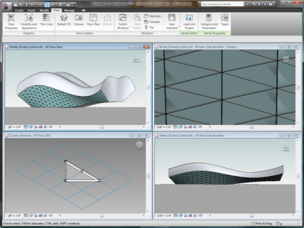Revit 2010 Screenshot