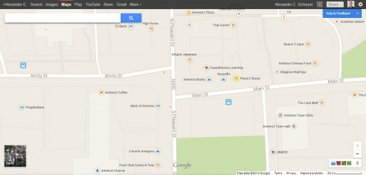 The New Google Maps