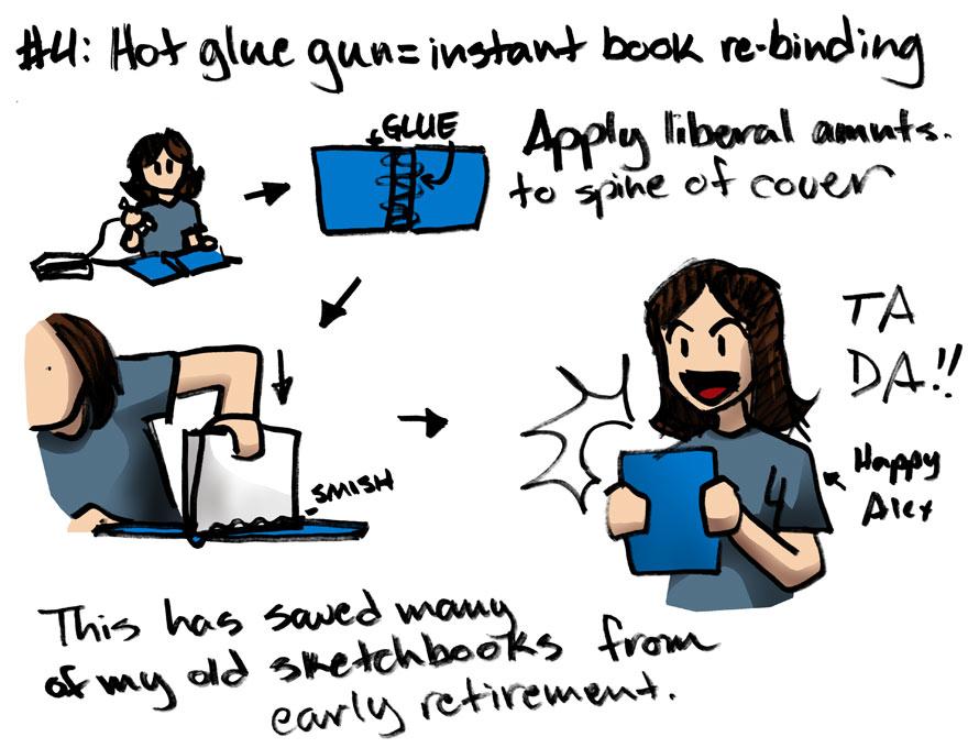 #4: Book Repair
