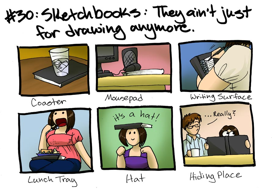 #30: Sketchbook