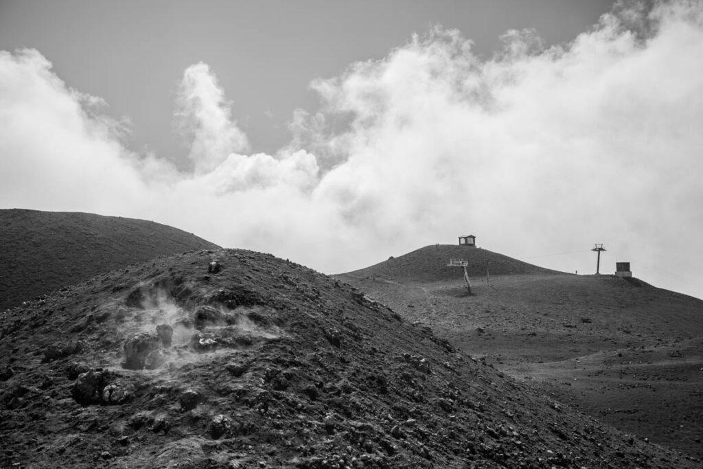 Etna steams