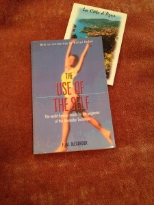 My copy of The Use of the Self