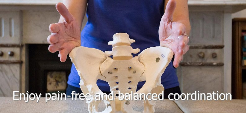 Enjoy pain-free and balanced coordination