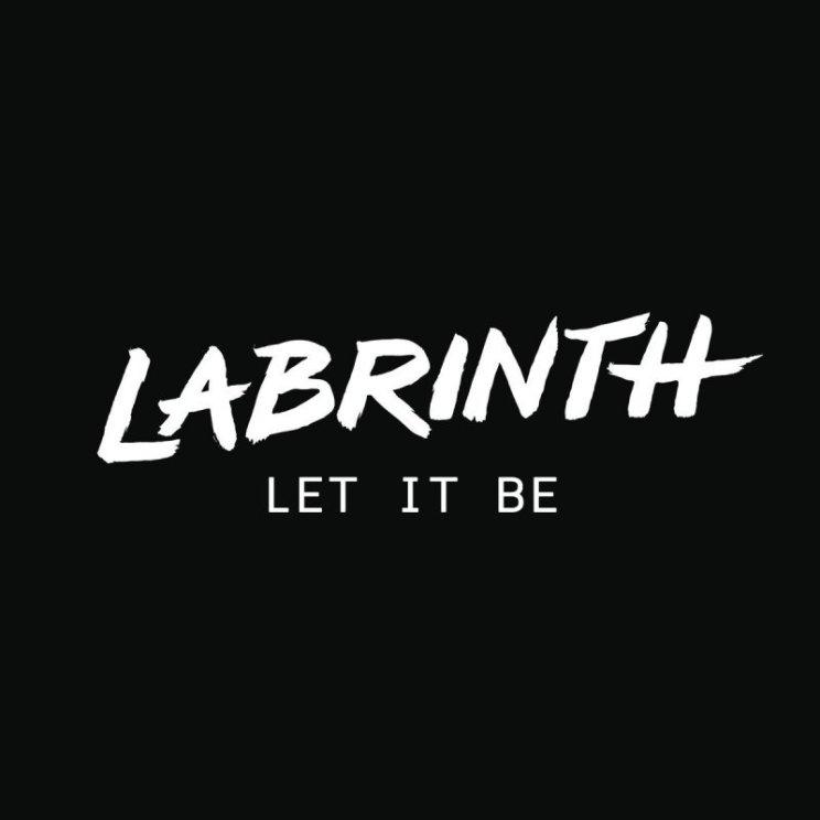 Labrinth - Let It Be (Artwork)