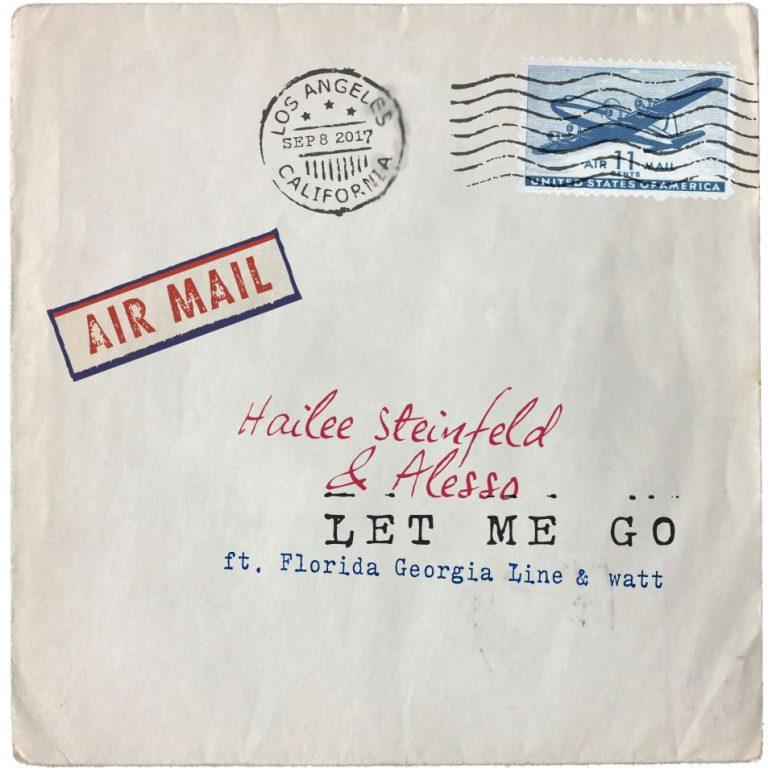 Hailee Steinfeld & Alesso – Let Me Go ft. Florida Georgia Line, watt