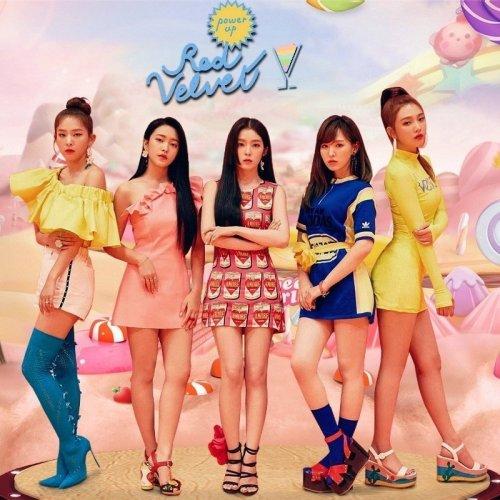 Red Velvet (레드벨벳) - Power Up (파워업)