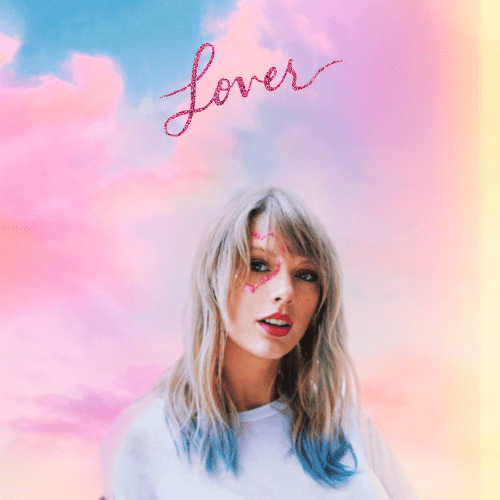 Taylor Swift - Lover Single Cover Artwork made by Alex Robles