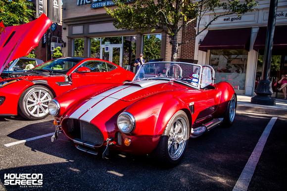 Advent Works: TWCC Cars & Coffee for a Cause August &emdash;