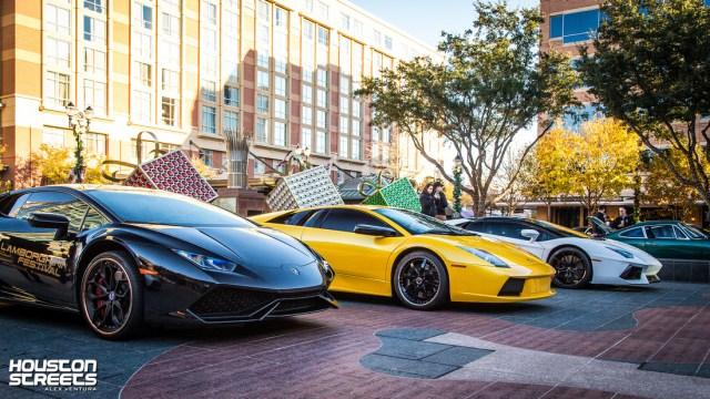 Advent Works: Toys For TCH Car Meet &emdash;