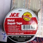 ace metal repair tape