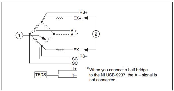 Ni 9237 Wiring Diagram: Wiring Diagram Wheatstone Bridge At Eklablog.co