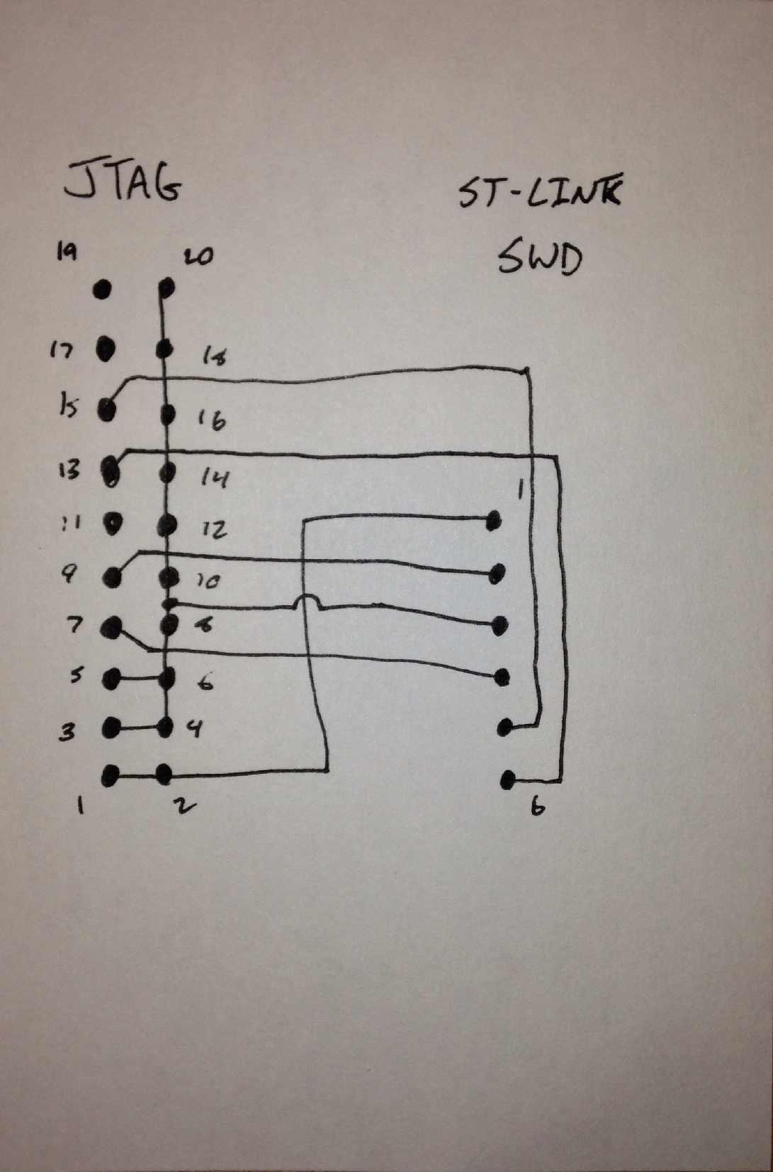 ST-Link/V2 SWD-JTAG Adapter – alexw on