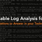 Actionable Log Analysis for SEO
