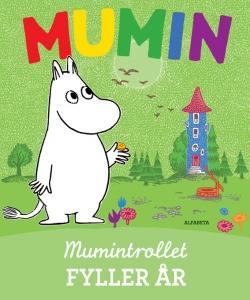 Mumin - Mumintrollet fyller år