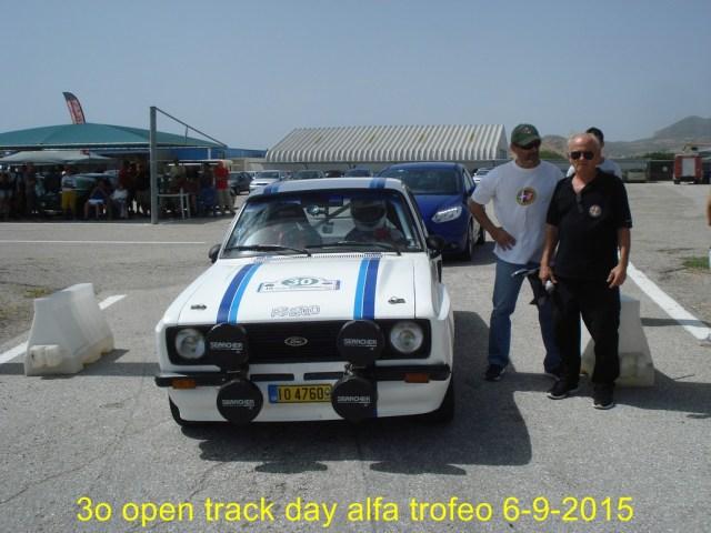 3o open track day Alfa Trofeo 6-9-2015 φωτογραφϊες