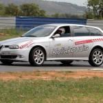 1ο Alfa Trofeo 2018  Κυριακη 11-02-2018 Kαρτοδρομο Αφιδνες