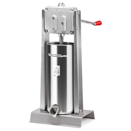 TreSpade 22500L 30 Pound 15 Liter Sausage Stuffer