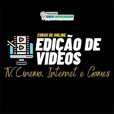 Curso de Edição de Vídeos