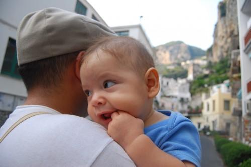 Hanging around Amalfi and Positano