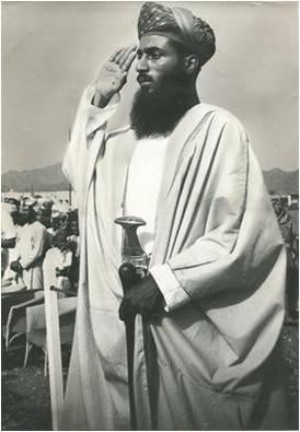 18 نوفمبر: ولادة جلالة السلطان قابوس بن سعيد