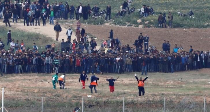 إسرائيل ومسيرة العودة الكبرى
