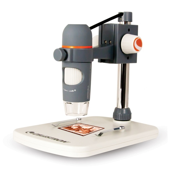 Handheld digital microscope has an innovative microscope design that allows you to view specimens on a computer screen, capture images and record. Handheld Digital Microscope Pro #44308 - Alfa Media Technology