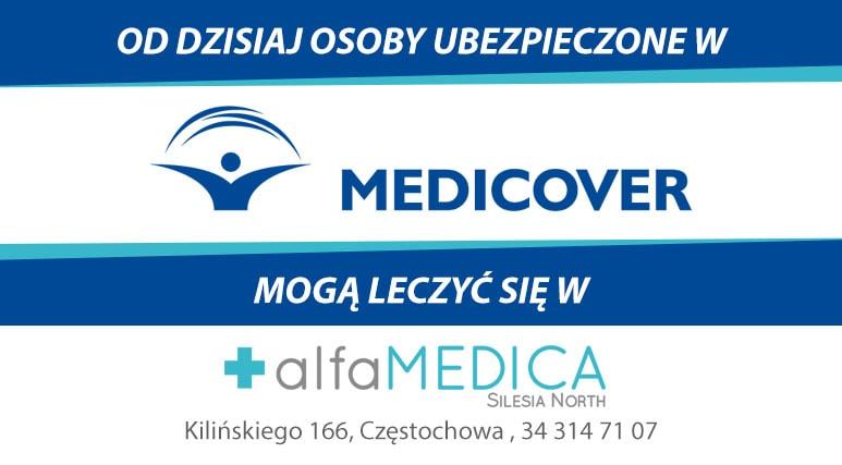 Medicover w Alfamedica