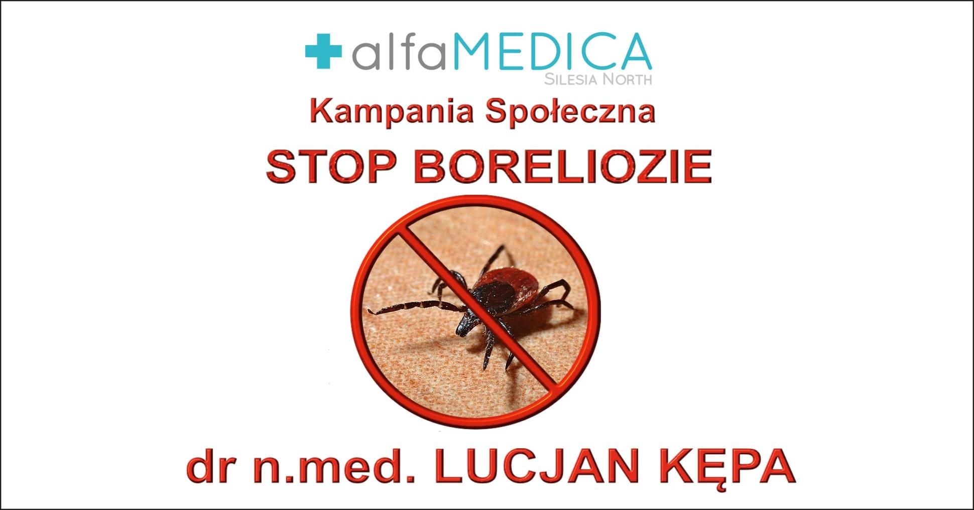 borelioza, dr Kępa, choroby zakaźne, kleszcze