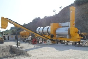 ALFA Asphalt Plant Drum Mix
