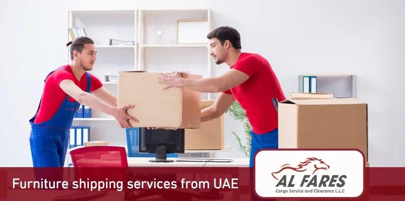 International Moving Companies in Dubai