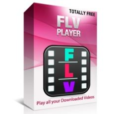 FLV Player logo