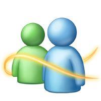 Hotmail Messenger logo