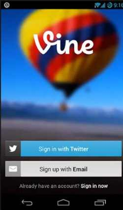 vine-sign-up-screenshot