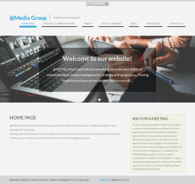 Media Group Media Services Support