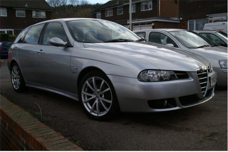 Alfa Romeo 156 TI For Sale